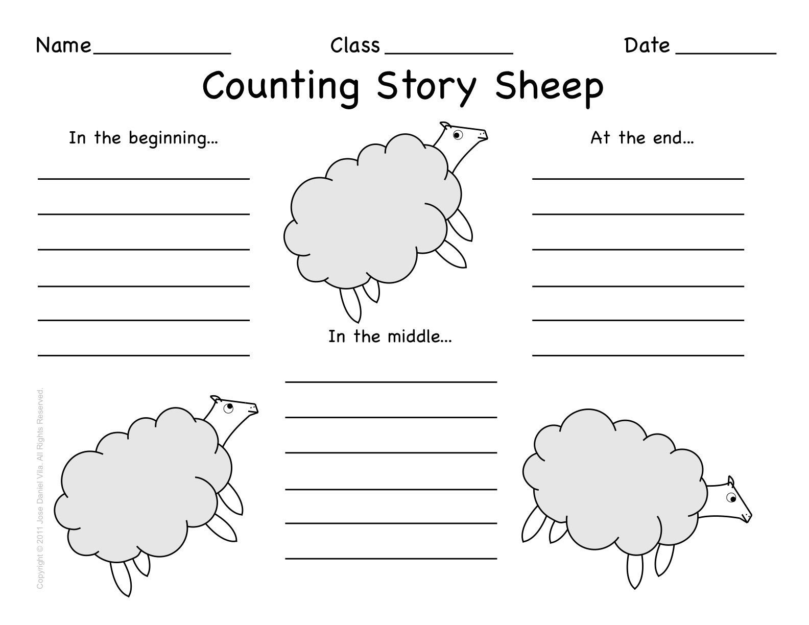 This Is A Worksheet I Made To Help My Students With
