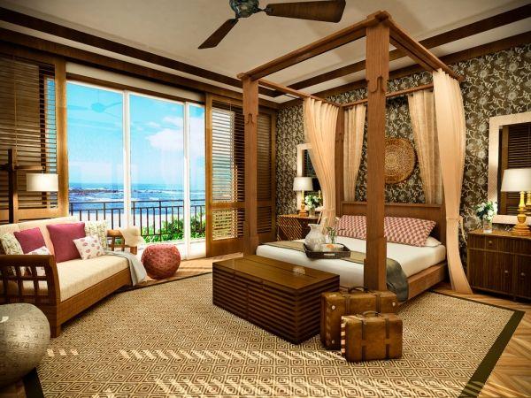 Hawaiian Plantation Decor