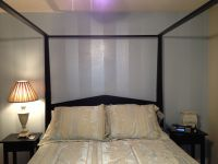 Accent wall using Metallic paint from Lowes. | Remodel ...