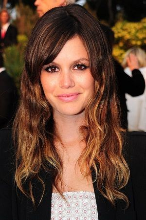 7 Cool Examples Of Dip Dye Color On Long Hairstyles