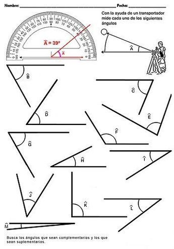 Best Circunferencia Images On Pinterest Math Worksheets