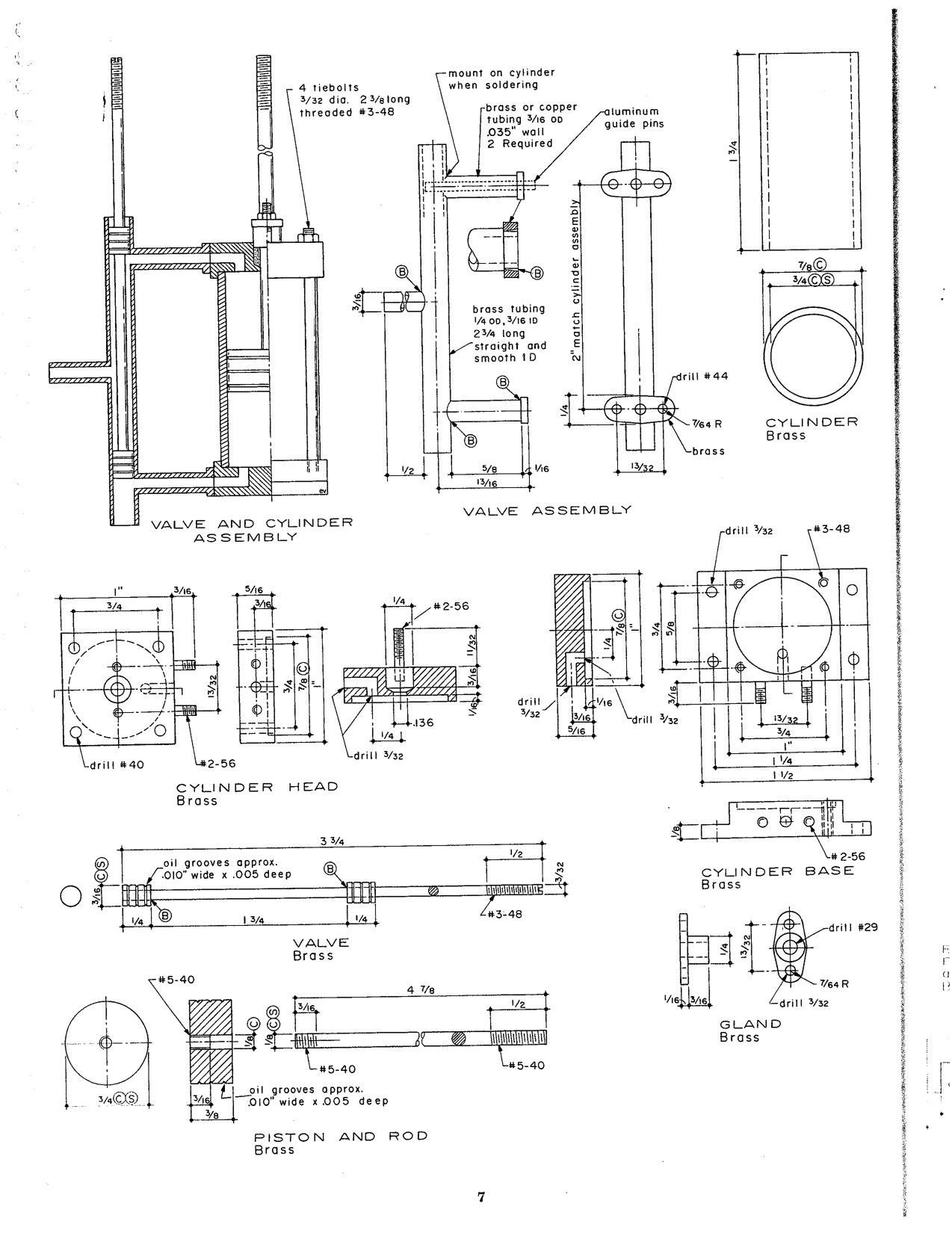 Steam Engine Plans By Torque63
