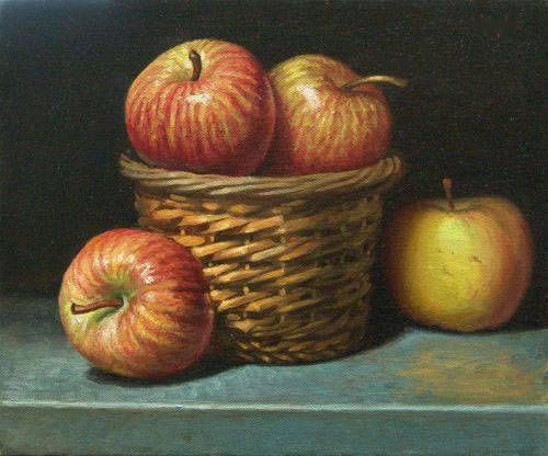 Fruitpainting still life Pinterest Fruit painting
