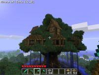 Epic Minecraft treehouse by HunterZz   Minecraft!   Pinterest
