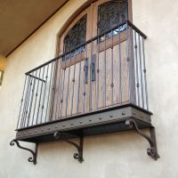 Juliet Balcony Railing | Juliet Balcony Ideas | Pinterest ...