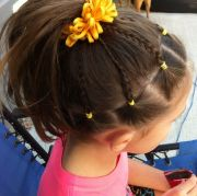 gymnastics meet hair 11 16 13