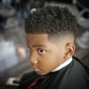 black boys haircuts curly hair