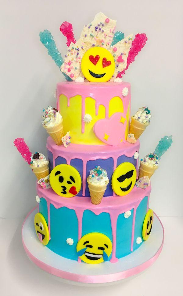 Unicorn Emoji Birthday Party Ideas