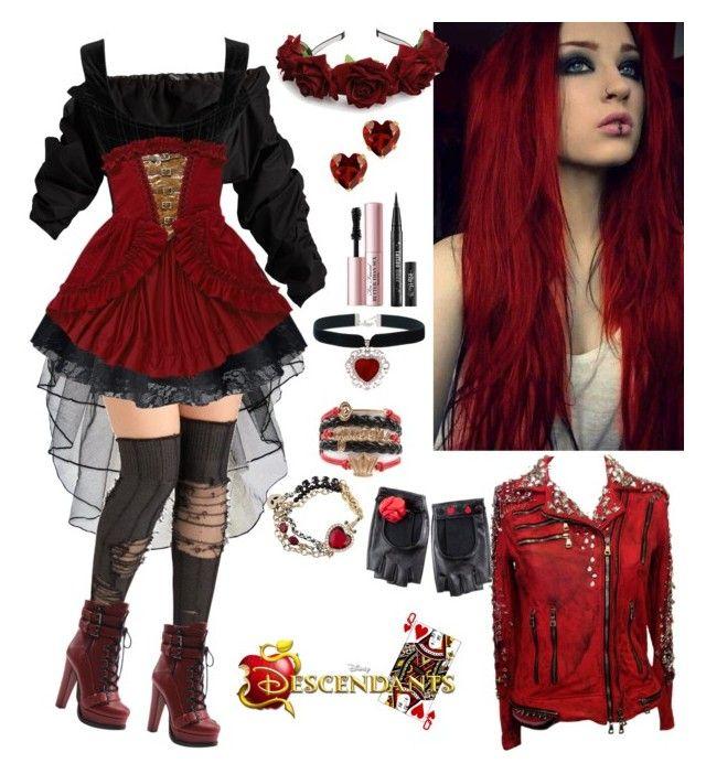 Polyvore Queen Hearts Daughter