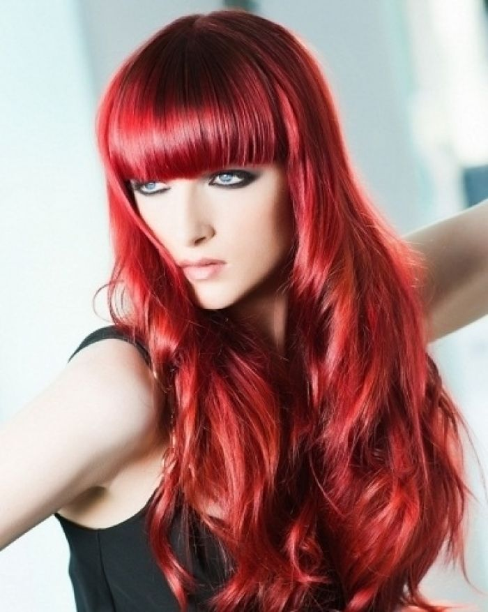 20 Amazing And Shik Ideas For Red Hairstyles Hair Styles
