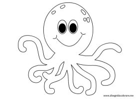 octopus coloring page   Summer   Pinterest   Vbs 2016 ...