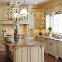 Photos Small Kitchen Tuscan Design For Laptop High Quality Style Highly Features Earthy Paint Color