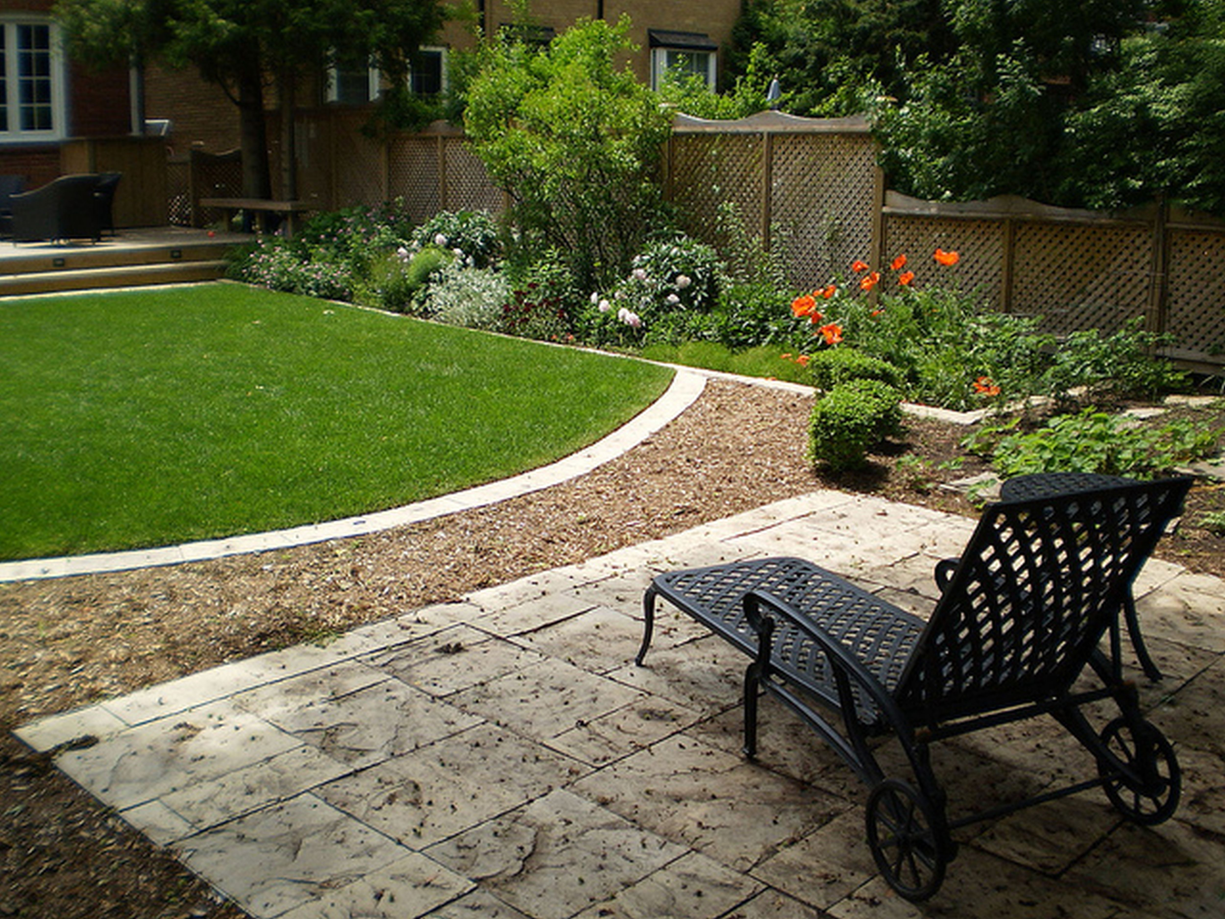 Outstanding Minimalist Small Backyard Landscaping Outdoor Ideas