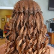 """title"" ""french braiding curly"