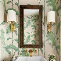 Tropical & Tailored - Beautiful Wallpaper Ideas ...