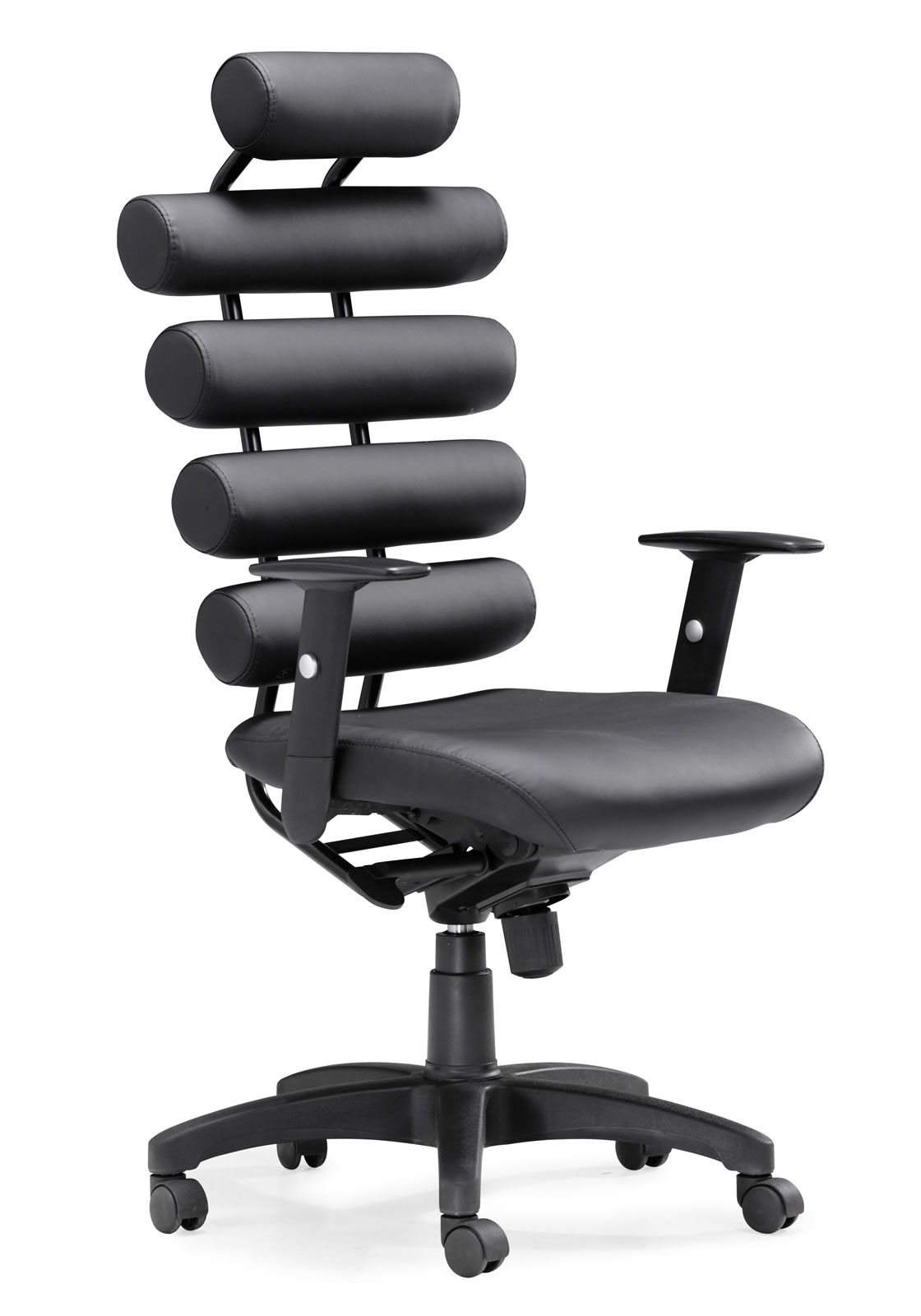 Plush Office Chair This High Back Office Chair Provides The Ultimate In