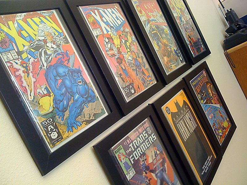 The 25+ best Comic book display ideas on Pinterest
