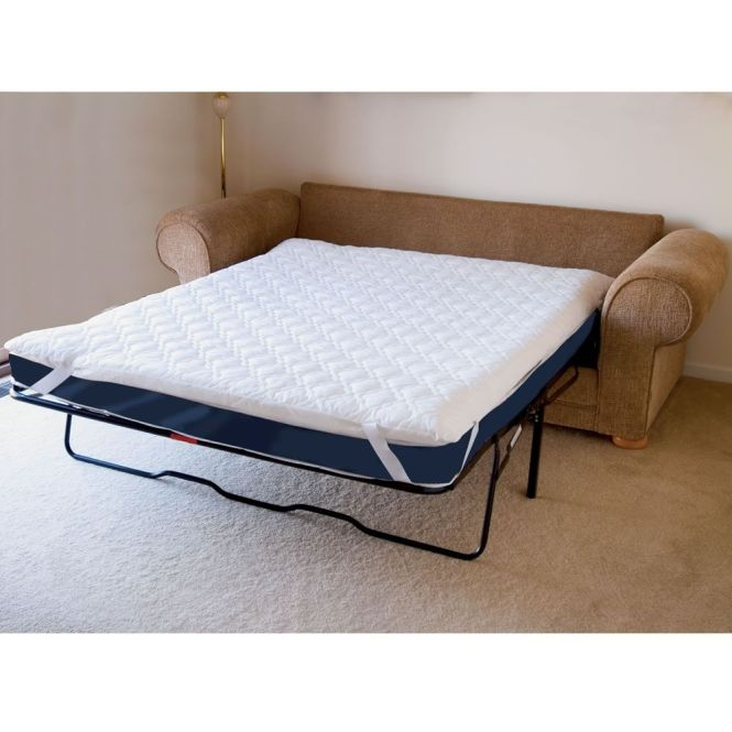 Mattress Pad For Pull Out Sofa Bed