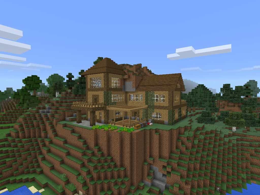 55 Best Minecraft Houses Images On Pinterest Minecraft Stuff