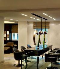beauty salon decorating ideas photos | Nail Salon Interior ...