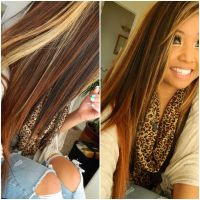 Pretty Dark Hair Colors With Highlights | www.pixshark.com ...