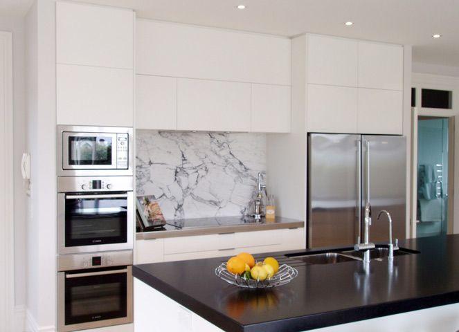 Love My Home Kitchen Marble Splashbacks Kitchens Dining