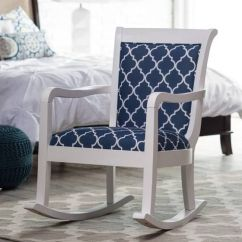 White Indoor Rocking Chair Foam Flip Quatrefoil Chairs Google Search Living Room Pinterest Belham Blue At Hayneedle