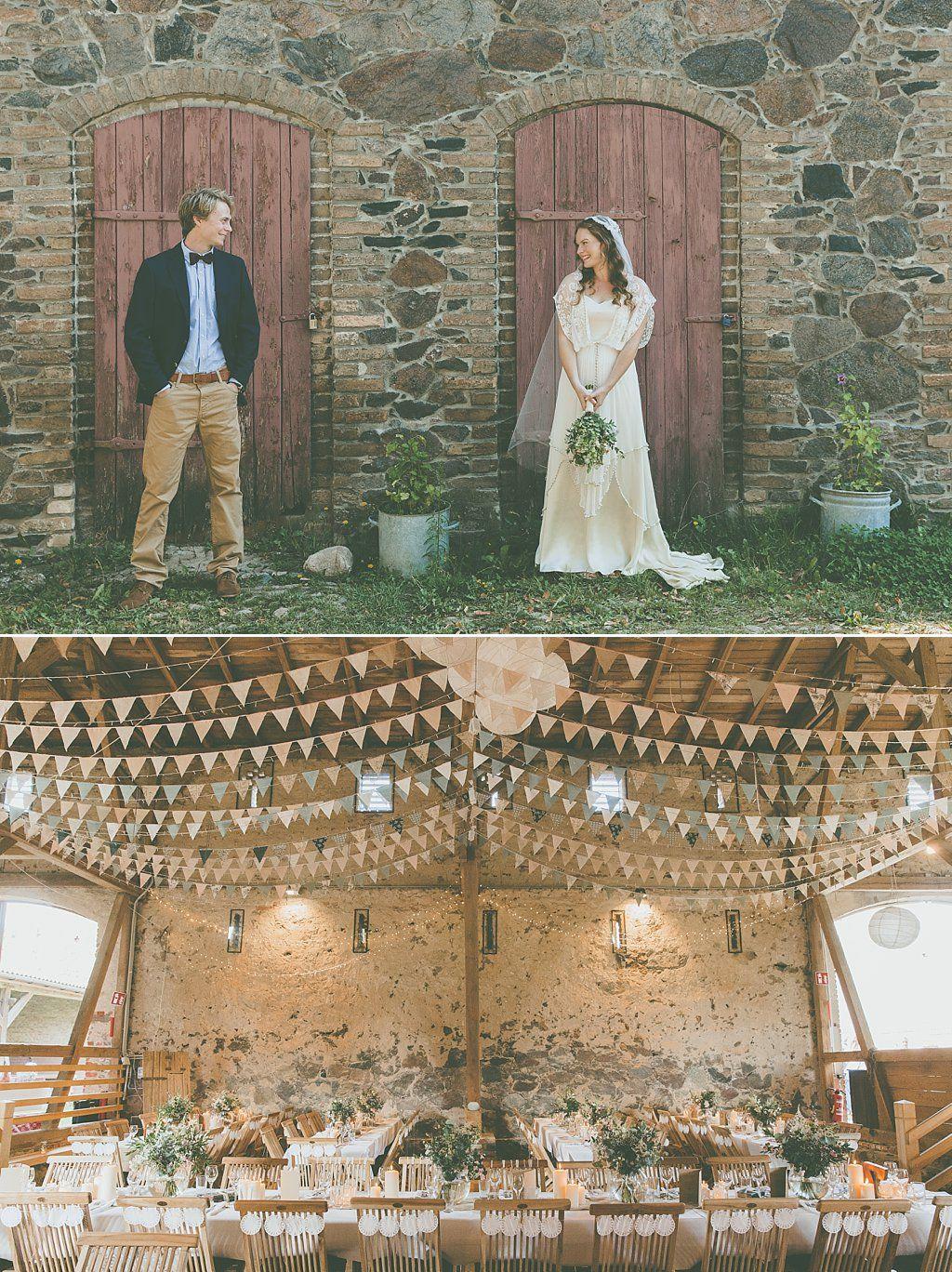 Traumhafte Bohemian Hochzeit in Berlin Konzeption