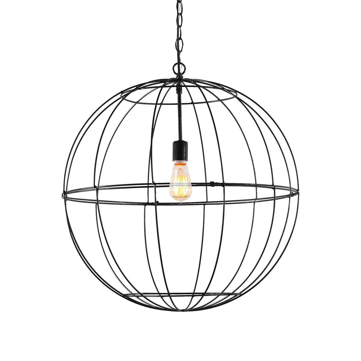 Young House Love Large Wire Globe Lantern