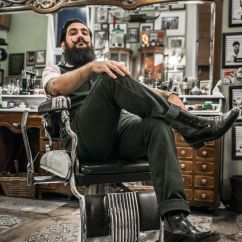Old School Barber Chair Rustic Metal And Wood Dining Chairs Best 25 43 Fashion Shop Ideas On Pinterest