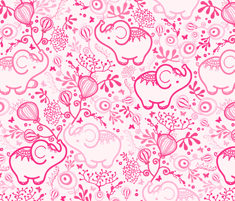 Download Pink Elephant Wallpaper Gallery
