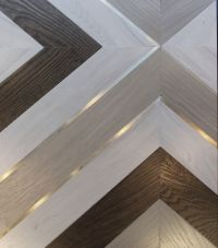 Parquet with brass inlay | DETAILS | Pinterest | Plank ...