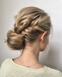 Side Updo For Any Bride Looking For A Unique Style ...