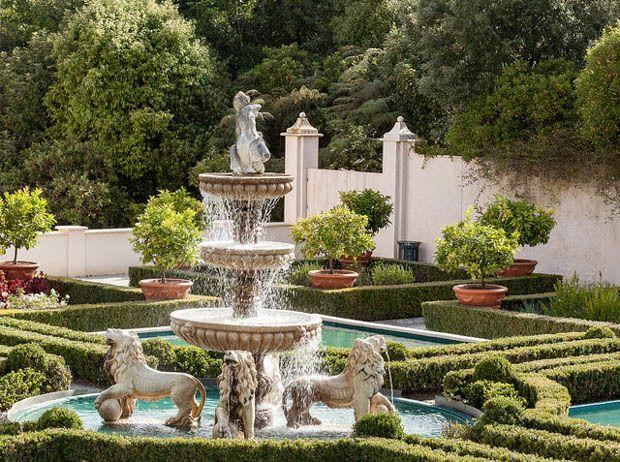 Mediterranean Garden Styles Italian Garden Style Tuscan Garden
