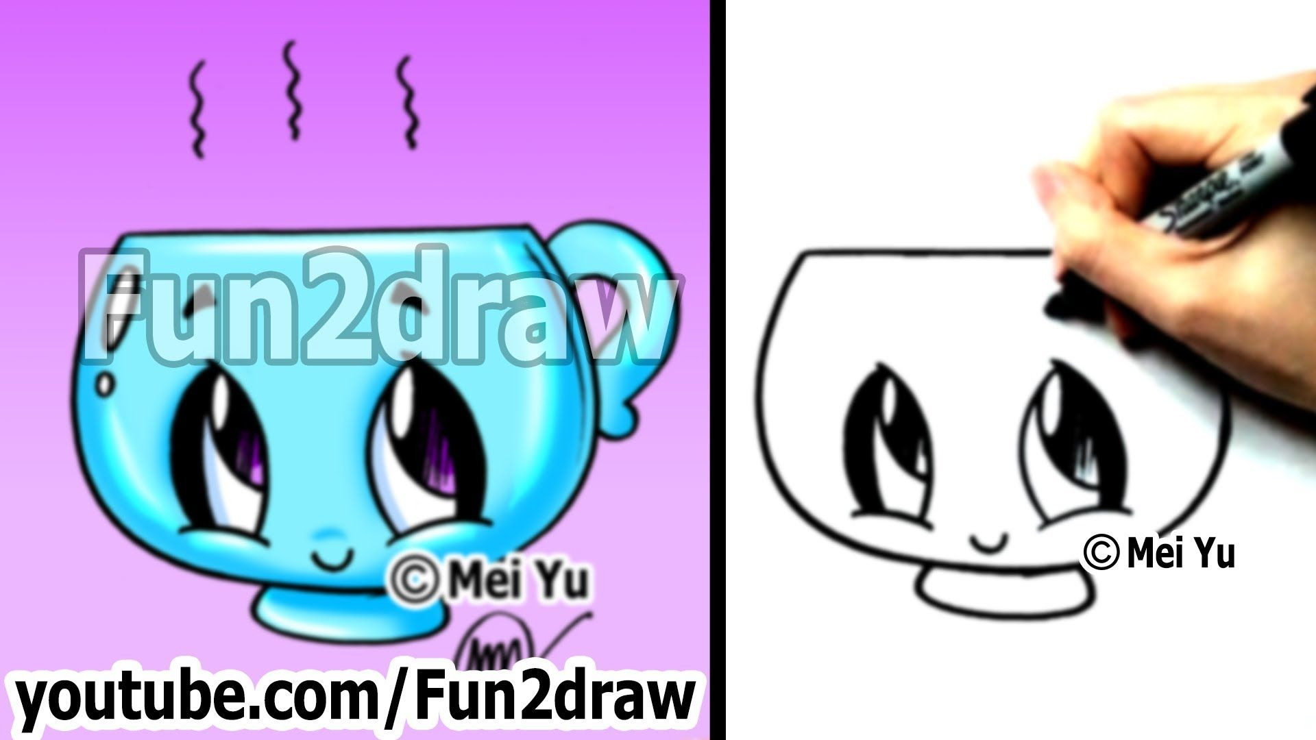 Image of: Boyfriend Kawaii Easy Cute Things To Draw For Beginners Cup Coloring Book Chance The Rapper Song List Easy Drawing With Pencil Drawing Cute Things Step By Step How To Draw Easy Things Heart