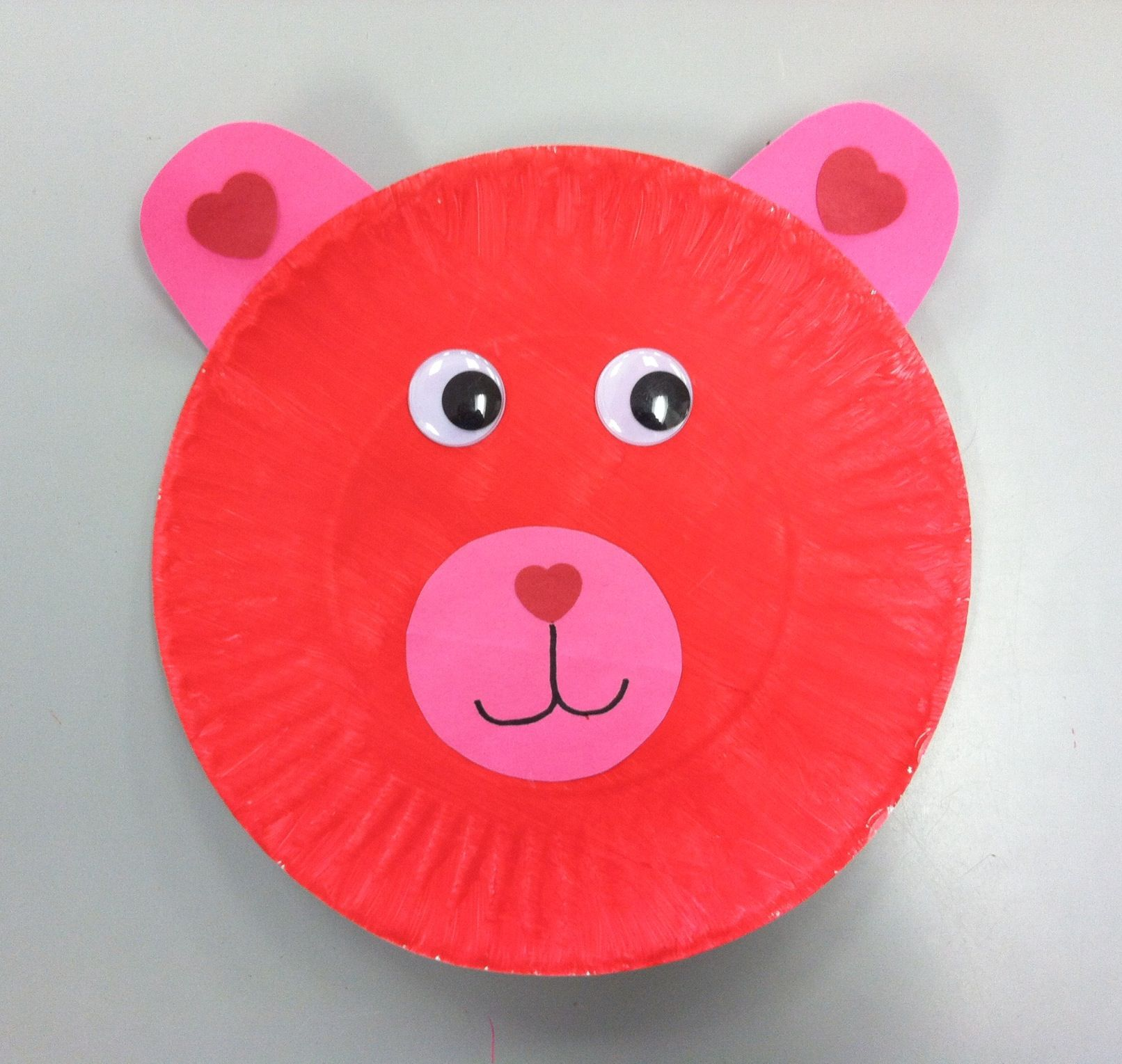 Preschool Art Project February