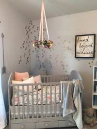 Nursery Trend: Floral Wreath Mobiles | Floral wreath and ...