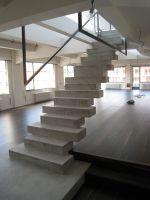 11 Inspiring Concrete Stairs Design Image   House stuff ...
