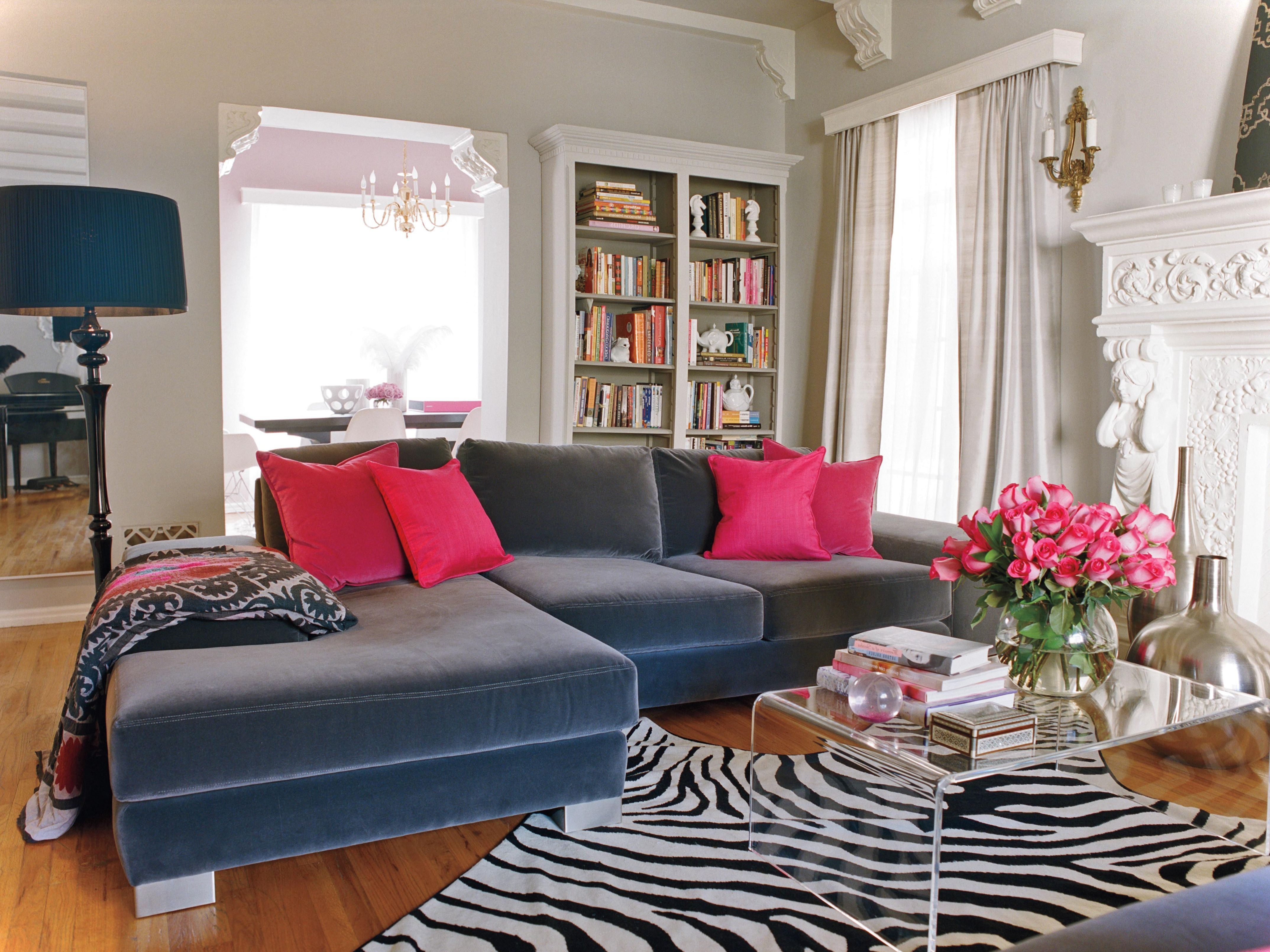 furniture inspiration. soothing blue couch living room furniture