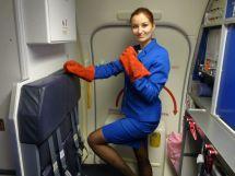 Hear Flight Attendant Of Airport Jobs