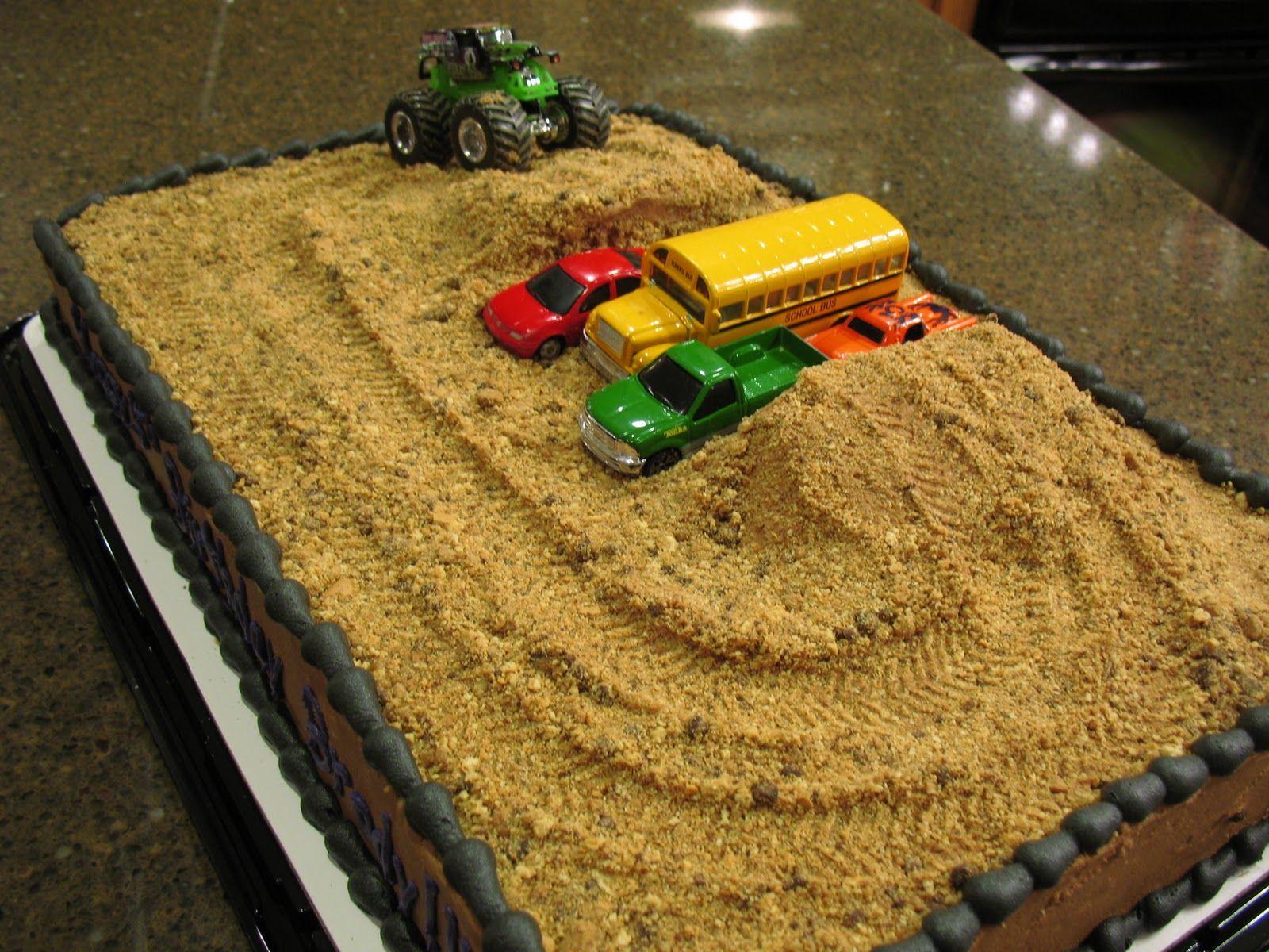 Truck Birthday Cake Pan Kannada Darshan Songs