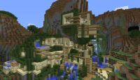 minecraft mountain house - Google Search   modern houses ...