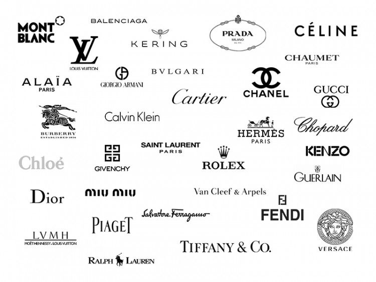 Luxury Brands Logos Images  Retail  Pinterest  Luxury