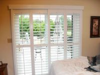 Blinds for French doors | Material, Cost, Color of the ...