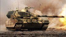New Russian Tank