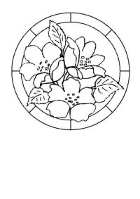 Glass Painting Patterns Free | glass painting designs ...