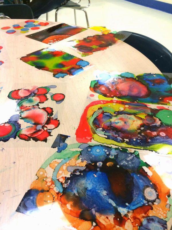 Art Massac Abstract Teacher