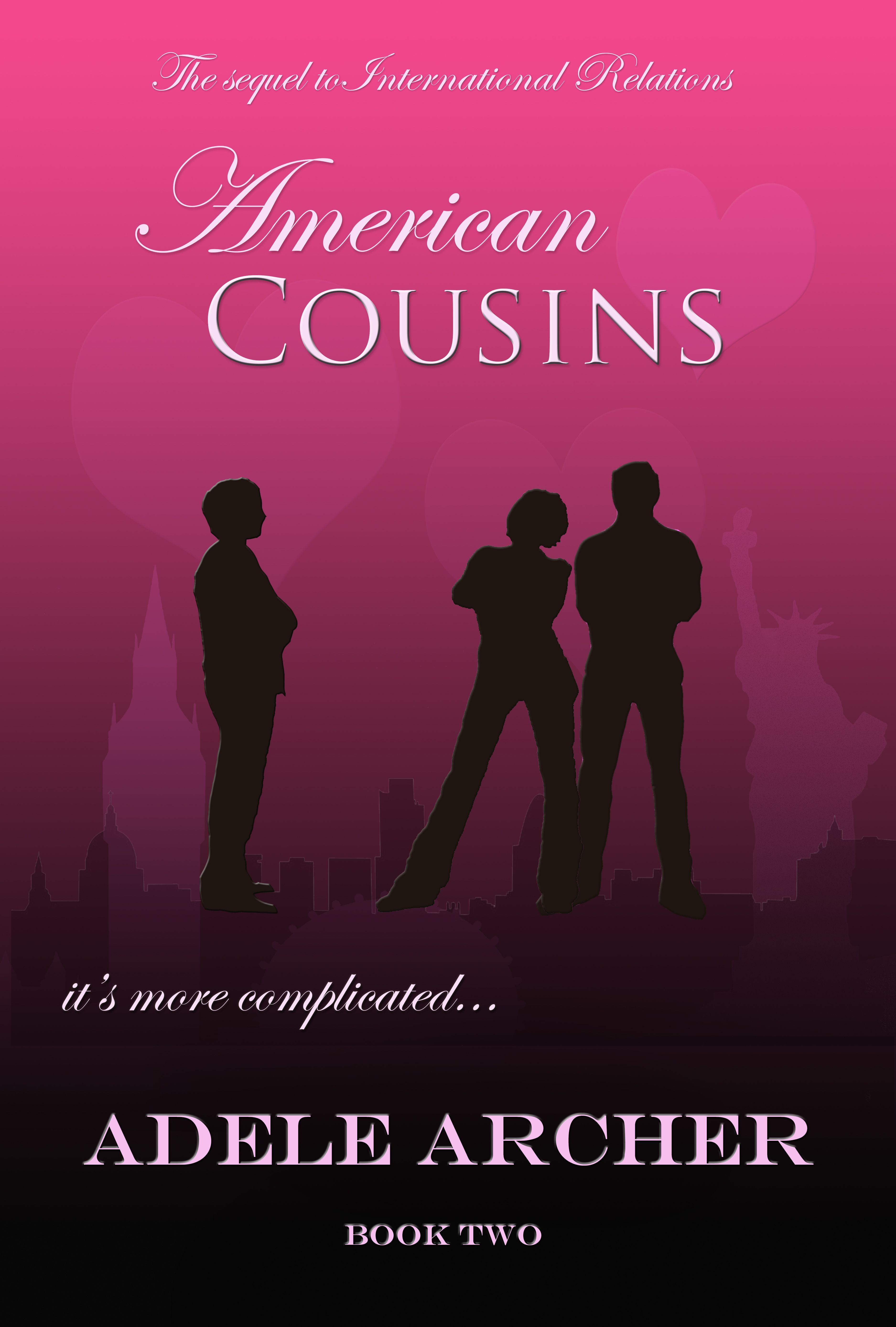 American Cousins book cover httpswwwamazoncoukAmericanCousinsInternationalRelationsII