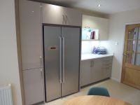 modern kitchen fridge freezer - Google Search | Apartment ...