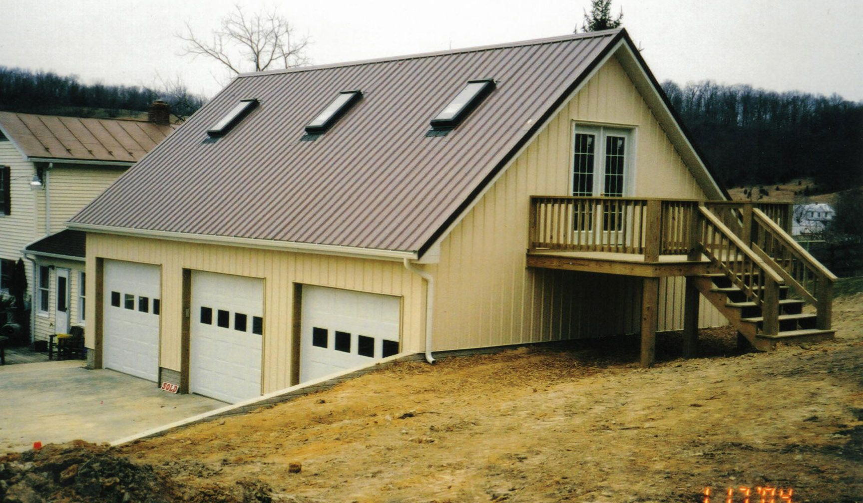 Awesome Garage With Living Quarters 4 Garage Shop With